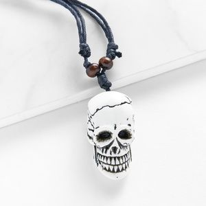 New Skull Pendant Necklace